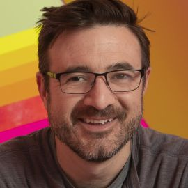 Vince Kadlubek Headshot