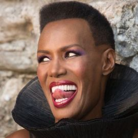 Grace Jones Headshot
