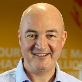 Alan Jope Headshot