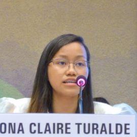Jona Claire Turalde Speaker Agent