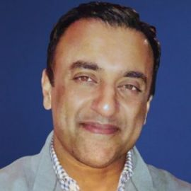 Samardh Kumar Headshot