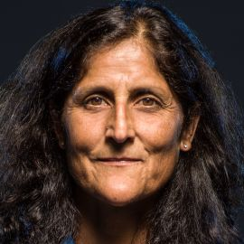 Sunita Williams Headshot