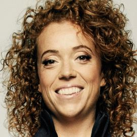 Michelle Wolf Headshot