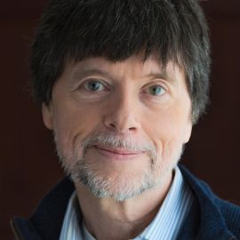 Ken Burns Headshot