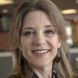 Marianne Williamson Headshot