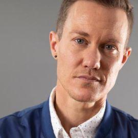 Chris Mosier Headshot