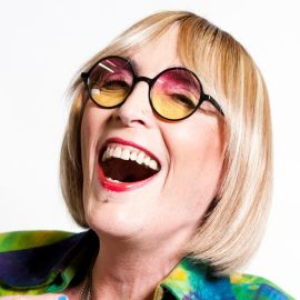 Kate Bornstein Headshot