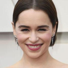 Emilia Clarke Headshot
