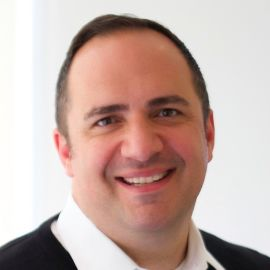 Aaron Sherinian Headshot