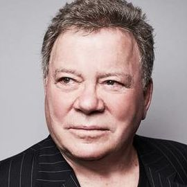 William Shatner Headshot
