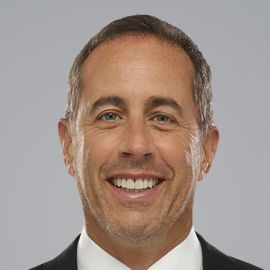 Jerry Seinfeld Headshot