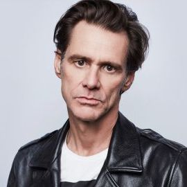 Jim Carrey Headshot