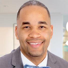 Dr. Omar Simpson Headshot