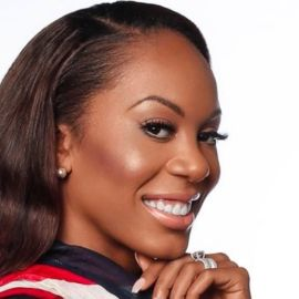 Sanya Richards-Ross Headshot