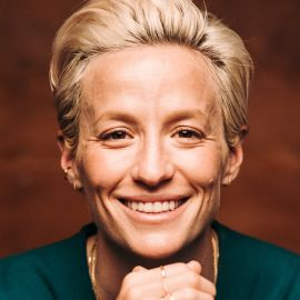 Megan Rapinoe Headshot