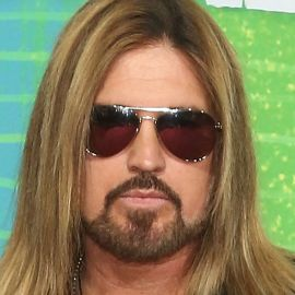 Billy Ray Cyrus Headshot