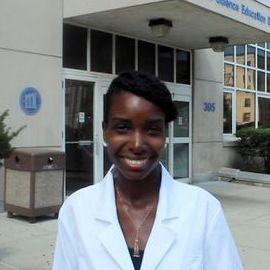 Sadeaqua Scott, PhD Headshot