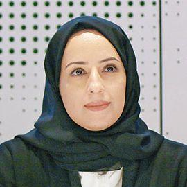 Buthaina Al Nuaimi Headshot