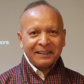 Thakur S. Powdyel Headshot