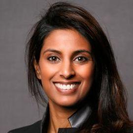 Dr. Jarushka Naidoo Headshot