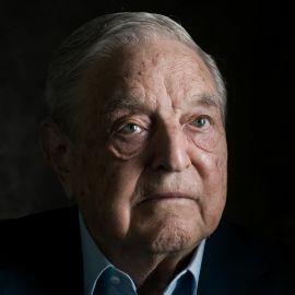 George Soros Headshot
