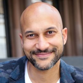 Keegan-Michael Key Headshot