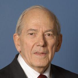 Michel Camdessus Headshot