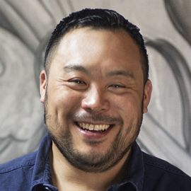 David Chang Headshot