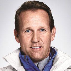 Dan Jansen Headshot