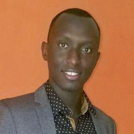 Dr. Cedric Habiyaremye Headshot
