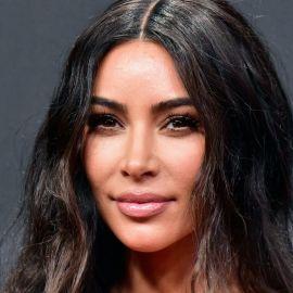 Kim Kardashian West Headshot