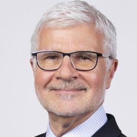 Dr. Steven Gundry Headshot