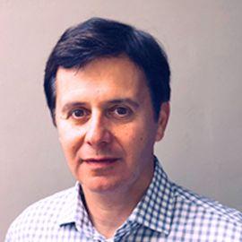 Dr. Mark Jabro Headshot