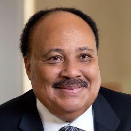 Martin Luther King III Headshot