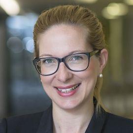 Nicole Vogrin Headshot