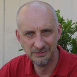 Peter Isely Headshot