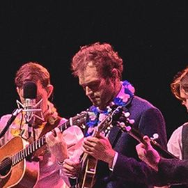 Punch Brothers Headshot