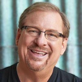 Pastor Rick Warren Headshot