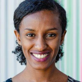 Rediet Abebe Headshot