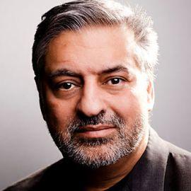 Rohit Talwar Headshot