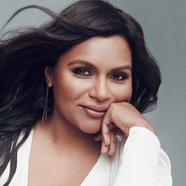 Mindy Kaling Headshot