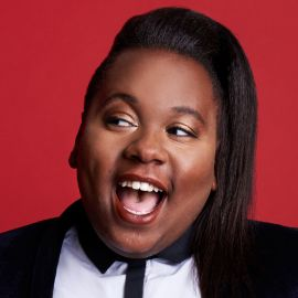 Alex Newell Headshot