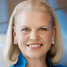 Ginni Rometty  Headshot