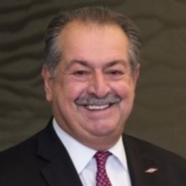 Andrew N. Liveris Headshot