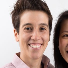 Jenni Chang and Lisa Dazols Headshot