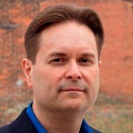 Dale Yeager Headshot
