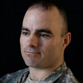 Sgt. Brian Eisch Headshot