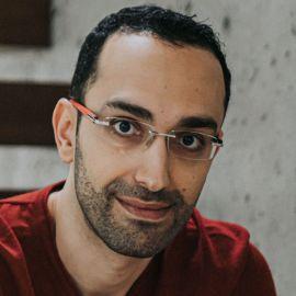 Ali Kashani Headshot