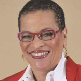 Julianne Malveaux Headshot