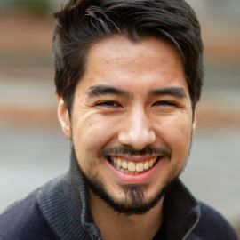 Kenji Kuramitsu Headshot